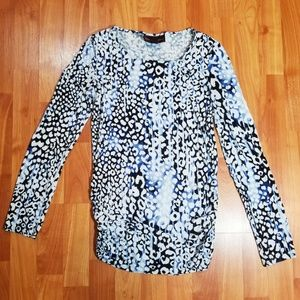 Dana Buchman Long Sleeve Shirt Small